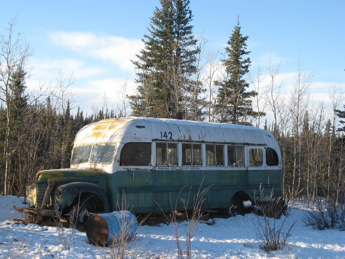 Chris McCandless Went Into The Wild In 1992 And Never Came Out
