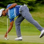 Woods rukt op in Hero Challenge