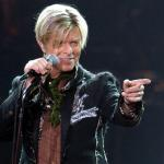 Brit Award voor David Bowie