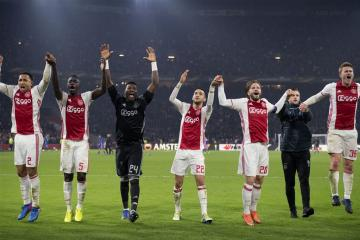 Ajax treft Schalke 04 in kwartfinale