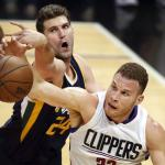 Clippers verder zonder Griffin in play-offs
