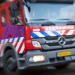 Brand in binnenstad Deventer