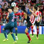 Atlético Madrid wint in Bilbao