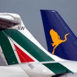 Lufthansa ziet brood in delen Alitalia