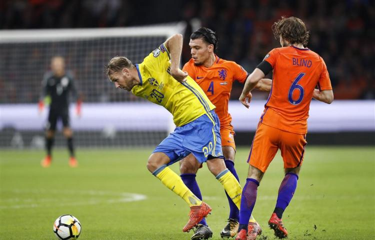 Oranje in hoogste divisie Nations League