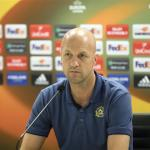 Trainer Cruijff fors onderuit in Astana