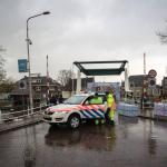 Eerste demonstranten in Dokkum