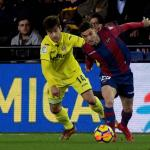 Villarreal passeert Real Madrid