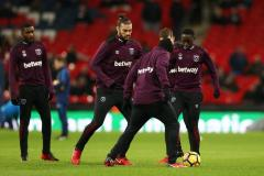 West Ham in de fout met whereabouts