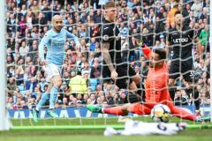 Manchester City verslaat Swansea City