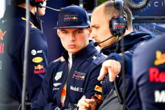 Verstappen: niemand is perfect