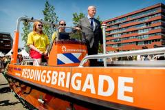 Grapperhaus blij met nationale reddingsvloot