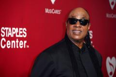 Stevie Wonder bezoekt Aretha Franklin