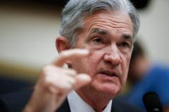 'Trump klaagt over Fed-baas Powell'