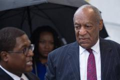 Ster Cosby op Hollywood Boulevard blijft