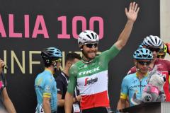 Wielrenner Nizzolo naar Dimension Data
