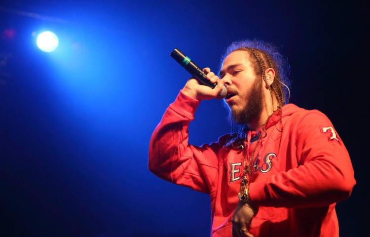 Extra show Post Malone in Ziggo Dome