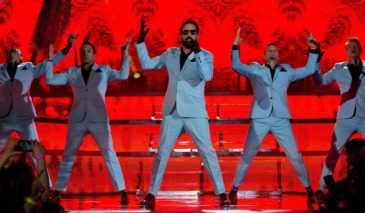 Backstreet Boys komen naar Ziggo Dome